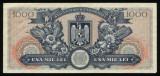 Y605 ROMANIA 1000 LEI 1947 SPECIMEN  APROAPE NECIRCULATA