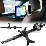 Suport Auto Dublu Pentru Tableta Si Telefon Prindere La Tetiera, 10 inch, Universal