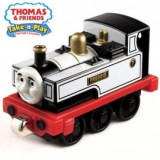 Thomas&Friends Locomotiva mica Freddie the Fearless - Fisher Price, Fisher Price