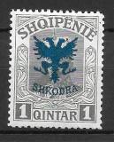 Albania 1920, Nestampilat
