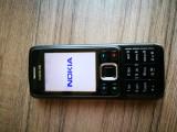NOKIA 6300 Telefon liber de retea perfect fuctionall (T196), Negru, Neblocat