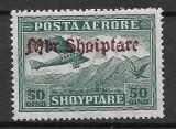 Albania 1929, Nestampilat