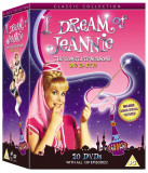 Film Serial I Dream Of Jeannie : DVD Box Set  Complete Collection Seasons 1-5