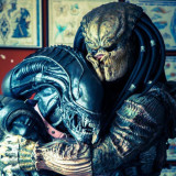 Filme ALIEN / PREDATOR Complete DVD Mega Collection