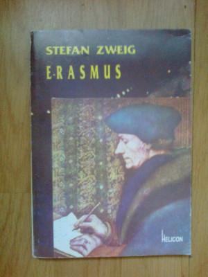 n8 Erasmus - Stefan Zweig foto