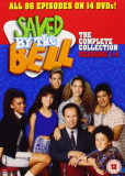 Film Serial Saved By The Bell / Salvati de clopotel : DVD Box Set Seasons 1-4