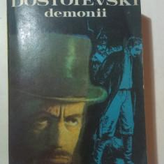 DEMONII de DOSTOIEVSKI