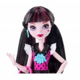 Papusa Draculaura - Monster High, Mattel