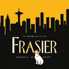 Film Serial Frasier DVD Box Set Complete Collection Seasons 1-11