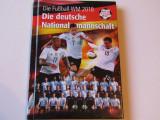 Album fotbal - dedicat nationalei Germaniei - Campionatul Mondial RUSIA 2018