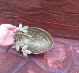 Fructiera/Bomboniera din bronz !!!