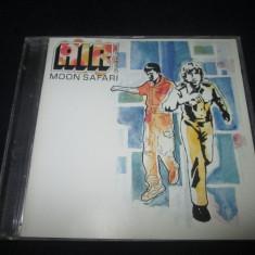 AIR French Band - Moon Safari _ CD,album _ Virgin ( Europa ), virgin records
