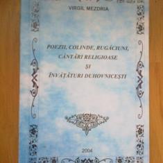 w2 Poezii, colinde rugaciuni, cantari religioase si invataturi duhovnicesti