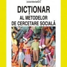 Victor Jupp (coord.) - Dicționar al metodelor de cercetare socială, Polirom