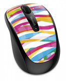 Mouse Microsoft Mobile 3500 Limited Edition Bansage Stripe