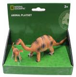 Set 2 figurine - Apatosaurus