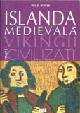 Islanda medievala. Vikingii  –  Regis Boyer