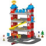 Set de constructie - Garaj cu 4 niveluri, DOLU