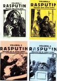 RASPUTIN SAU DIAVOLUL DE LA CURTEA TARILOR ROMAN IN FASCICOLE 4 VOLUME