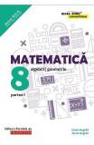 Matematica - Clasa 8 Partea I Sem 1 - Consolidare Ed.7 - Anton Negrila, Maria Negrila