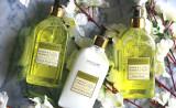 SET LEMON &VERVEINE dela ORIFLAME - dusgel, lotiune corp si sapun lichid