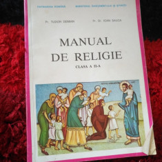 Manual de religie cl a 2a - Ro
