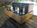 Amplificator pe lampi EL84 SE
