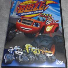Blaze si masinile uriase - Blade and the monster machines 6 DVD romana
