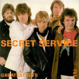 SECRET SERVICE-GREATEST HITS, VINIL, Melodia