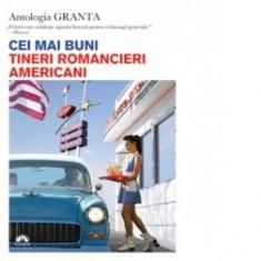 Antologia GRANTA - cei mai buni tineri romancieri americani, Polirom