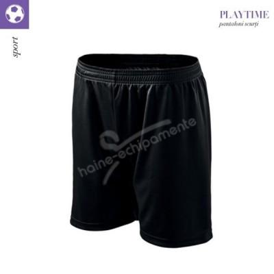 Pantaloni scurti Negru,  pentru barbati Playtime- Poze reale! foto