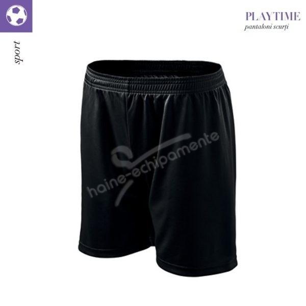 Pantaloni scurti Negru,  pentru barbati Playtime- Poze reale!