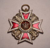 Ordinul Coroana Romaniei Incomplet