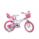 Bicicleta copii 16'' MINNIE, Dino Bikes