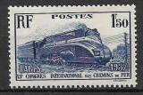 Franta 1937, Nestampilat