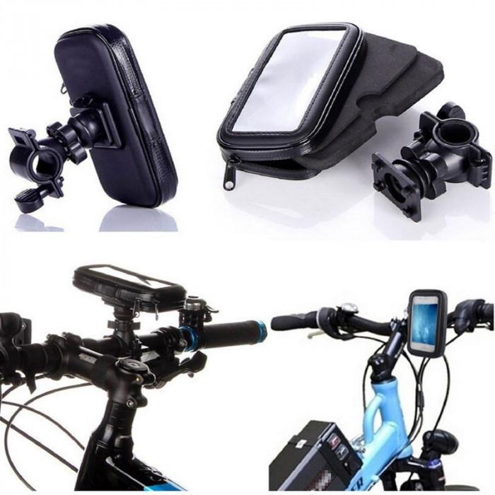 Suport Telefon Universal XXL pt Bicicleta – Motocicleta  Impermeabil C193