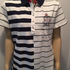TOMMY HILFIGER Tricou Polo Dama, XL, XXL, Maneca scurta