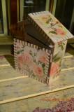 Cutie postala personalizata handmade
