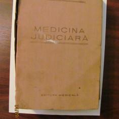 """PVM - Mihail KERNBACH """"Medicina Judiciara"""""""