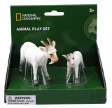 Set 2 figurine - Tap si ied, National Geographic
