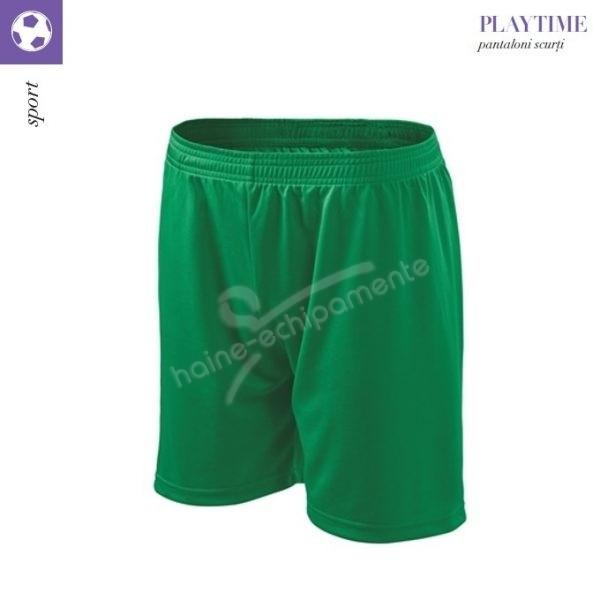 Pantaloni scurti Verde,  pentru barbati Playtime- Poze reale!