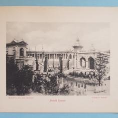 Expozitia 1906 Bucuresti - Arenele Romane - 17x13 cm