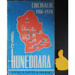 Cincinalul 1966-1970 judetul Hunedoara