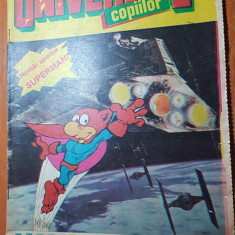Revista universul copiilor nr. 1-4 din ianuarie 1993