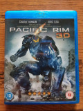 Cumpara ieftin Pacific Rim 3D + [Blu-Ray Disc] fara subtitrare in romana, BLU RAY 3D, Engleza, warner bros. pictures