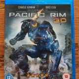Pacific Rim 3D +  [Blu-Ray Disc] fara subtitrare  in romana, BLU RAY 3D, Engleza, warner bros. pictures