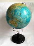 Glob pamantesc romanesc, Intreprinderea Poligrafica Brasov,  Diametru 20 cm