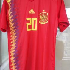Tricou Spania 2018, L, M, S, XL, XL/XXL, XS, Adidas