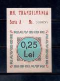 MOTONAVA TRANSILVANIA - TICHET PENTRU 0,25 LEI