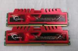 Kit memorie G Skill Rippjaws X 4gb ddr3 1600mhz (2x2gb) dual channel, DDR 3, 4 GB, G.Skill